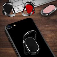 Phone Car Holder Universal Ring Finger 360° Rotating Stand Magnetic Desk Bracket