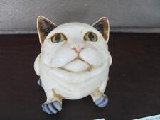Signed Harmony Kingdom Naughty & Nice Cat Box Figurine Mib Limited 972/1200 Mint