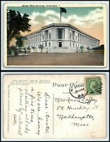 WASHINGTON DC Postcard - Senate Office Buildings M30