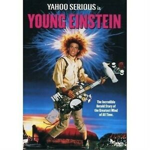 Young Einstein (Classic Film Dvd) Yahoo Serious