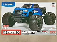 Arrma Granite 4x4 V3 550 Mega RTR Monster Truck (Red) ARA4202V3T2 Brand New!!