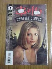 Dark Horse Comic: Buffy the Vampire Slayer #1