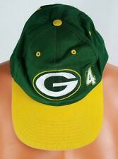 New ListingRare Vintage Snapback Hat Green Bay Packers NFL Favre Lombardi Cap  Twins 7 inch 680ce4dd2