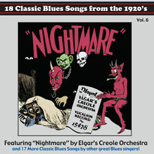 Tefteller's Blues Images Classic Paramount Blues Songs From the 1920's CD Vol. 6