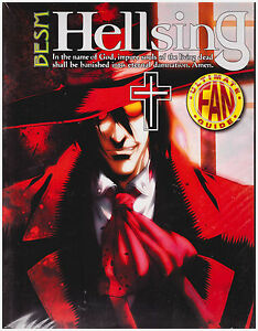 BESM Hellsing Ultimate Fan Guide # 2 Vol. 8 Softcover