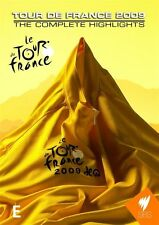 Tour De France - The Complete Highlights 2009 (DVD, 3-Disc) R-ALL, LIKE NEW