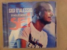 D'ALESSIO GIGI - SEMPLICEMENTE SEI. CD.