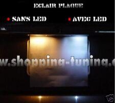 2 NAVETTE 37MM LED SMD C5W CANBUS ANTI ERREUR BLANC 6000K ECLAIRAGE DE PLAQUE