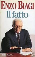 Enzo Biagi = IL FATTO = 1ª Edizione