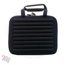 "Funda De Neopreno Funda Bolso Negro Para ACER Iconia One 7 B1-780 7"" Tablet S247"