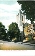 WILKES-BARRE PA – First M. E. Church - udb (pre 1908)
