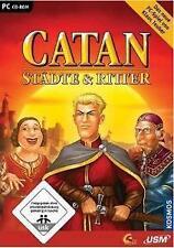 Les colons de Catane première île villes et Chevaliers excellent état