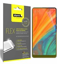 3x Xiaomi Mi Mix 2S Protector de Pantalla, cobertura 100%, láminas protectoras