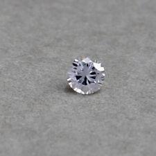 Natürlicher Diamant je~0,043ct 2,1mm - 2,2mm G-H / Si1 Brillant 2,1 2,2 Rund