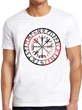 Vegvisir T Shirt Viking Celtic Compass Cool Gift Tee 223