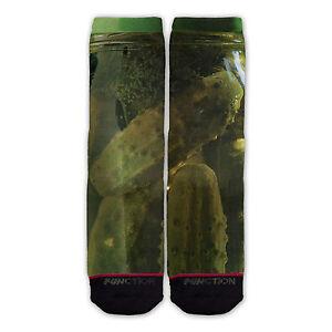 Function - Jar of Pickles Fashion Socks novelty socks sublimation socks funny