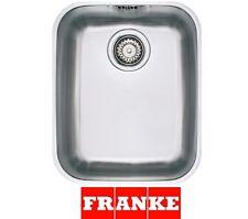 FRANKE AMX 110-34 Armonia 1.0 Bowl Undermount Kitchen Sink Stainless Steel Waste