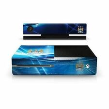 Manchester City FC Xbox One Console Skin Video Consoles Games 3 Year Official
