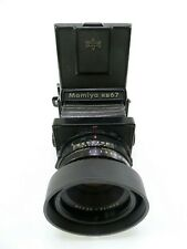 Mamiya RB67 Pro Kit with 127MM F3.8 Lens, WLF, & Pro 120 Back in EC, RB 67