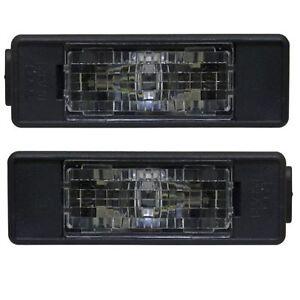 2 Lighting Plate Lancia Phedra 09/2002 A 11/2010 Origin