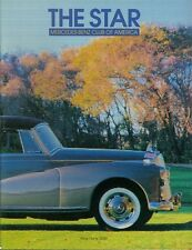 2000 The Star Magazine (Mercedes-Benz Club of America) May/June