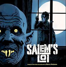 Salem's Lot - 2 x LP Complete - Moonlight Blue Vinyl - Limited - Harry Sukman