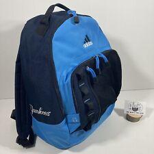 New York Yankees Adidas Azul marino/azul de cielo Ruck Saco Mochila Bolsa De Béisbol Mlb en muy buena condición