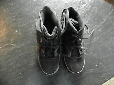 AND1 AND 1 HIGH TOP LACE UP BASKETBALL ATHLETIC SHOES BLACK MENS SIZE 9