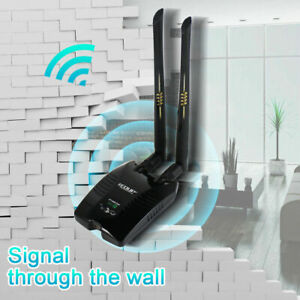 EDUP 300Mbps USB WIFI Adapter With Dual Detachable Antenna 6dBi EP-MS8515GS