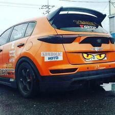 C-Factory Rear Wing Spoiler for KIA Sportage QL 2017+