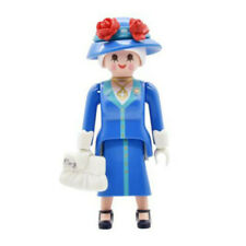Playmobil® Figurine Reine Elisabeth II Queen Windsor GB English Guard