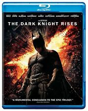 The Dark Knight Rises (Blu-ray/DVD, 2012, 2-Disc Set, Includes Digital Copy;...