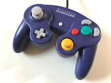 Original Nintendo Gamecube Controller Lila Purple Violett DOL-003