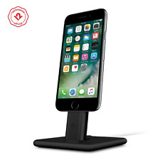 Twelve South HiRise Deluxe V2 Charging Stand for Lighting/microUSB Device, Black