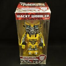 FUNKO TRANSFORMERS ROTF BUMBLEBEE GOLD CHASE PIECE WACKY WOBBLER BOBBLE HEAD