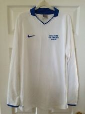 *L* 2008-09 HAYES TOWN Home L/S #15 Player Football Shirt