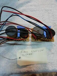 2 Filtres d'enceintes Elipson 2145AM.