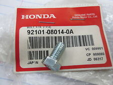 NOS Honda Multi Use 8x14 Hex Bolt C70 CA100 CA102 92101-08014-0A 92101-080140A