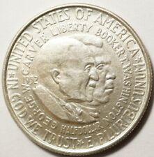 ETATS-UNIS : HALF DOLLAR ARGENT 1952 BOOKER T.WASHINGTON & G.WASHINGTON CARVER