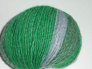 (8,50/100g) Katia City Farbe 905 grün grau