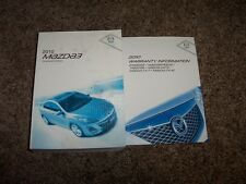 2010 Mazda3 User Guide Owner Manual i s Sport Touring Grand SV 2.0L 4Cyl