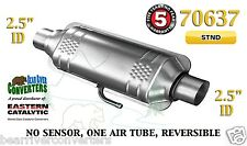 "70637 Eastern Universal Catalytic Converter Standard 2.5"" 2 1/2"" Pipe 14"" Body"