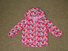 TU Girls Raincoat Jacket 2-3 yrs Lightweight Spring Summer Autumn