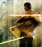 "1/6 Star Wars Luke Knight Endor Poncho Outfit Helmet Sideshow Hot Toys rebel 12"""