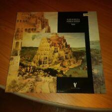 LP KLAUS SCHULZE & ANDREAS GROSSER BABEL VE5  EX+/NM UK PS 1987