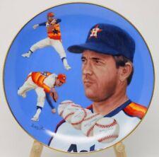 1983 Hackett American Nolan Ryan 1983 Collector Plate Limited Edition 2844/8402