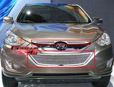 Fits 2010-2015 Hyundai Tucson Stainless Steel Billet Grille Insert