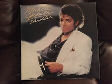 Michael Jackson Thriller LP Korea KJPL 0333 (NM Condition) Insert + CBS Sleeve