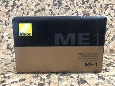 Nikon Me-1 Shotgun/On-Device Wired Standard Consumer Microphone
