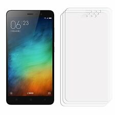 New Xiaomi Redmi Note 3 Pro Screen Protector Cover Guard - [2 Pack - HD Clear]